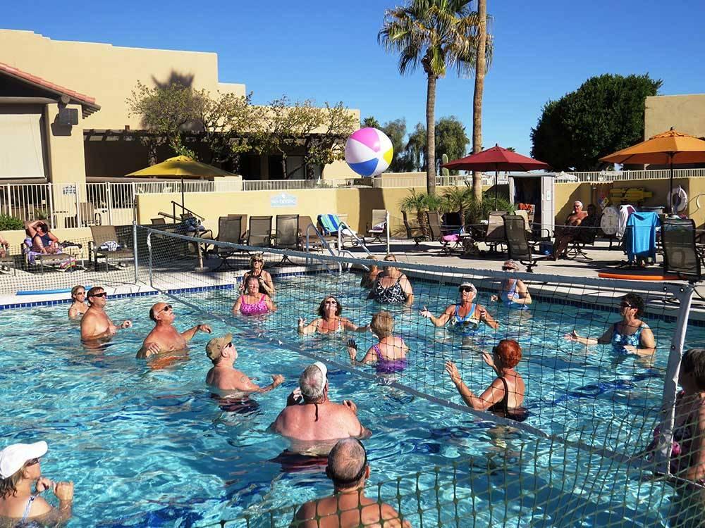 Sunflower Rv Resort Surprise Campgrounds Good Sam Club