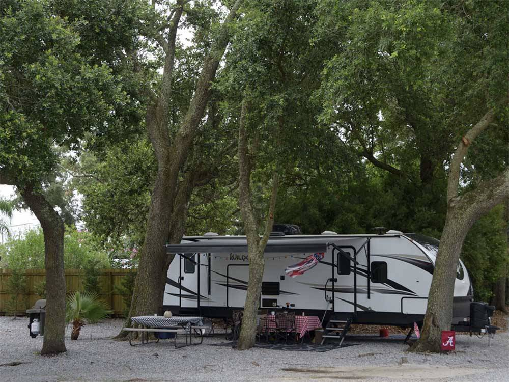 Cajun Rv Park Biloxi Ms Rv Parks And Campgrounds In