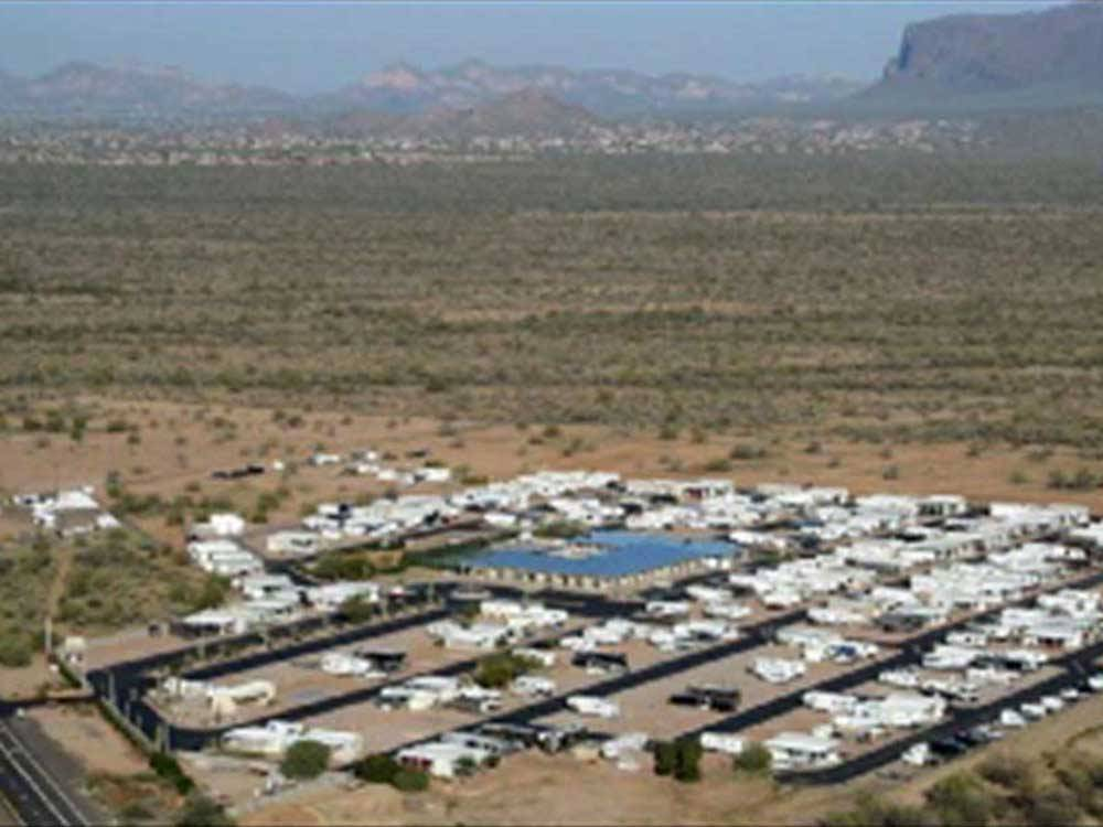 Arizonian Rv Resort Apache Junction Az Rv Parks And