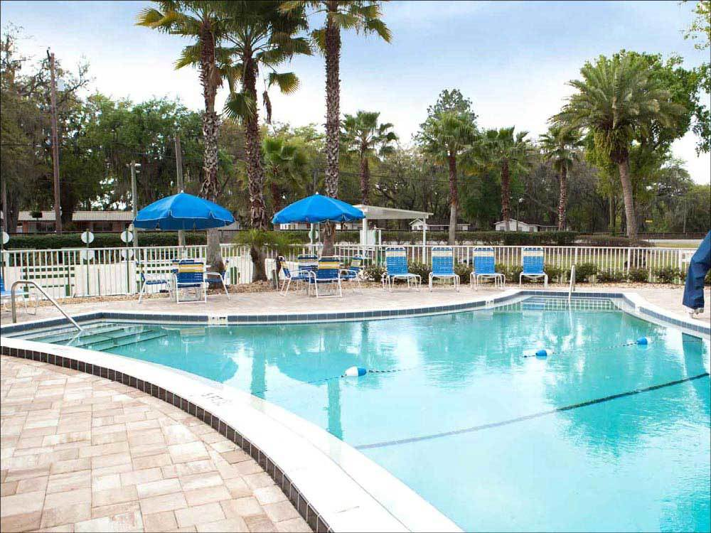 Tampa East Rv Resort Dover Campgrounds Good Sam Club