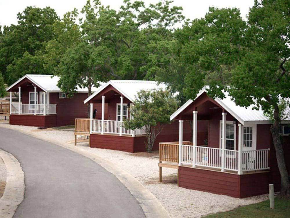 Hill Country Cottage And Rv Resort New Braunfels