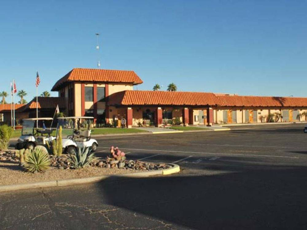 Westwind Rv Amp Golf Resort Yuma Az Rv Parks And