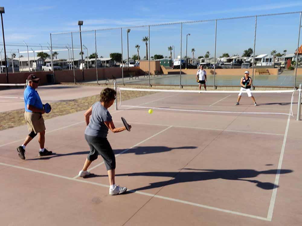 Westwind Rv Golf Resort Yuma Campgrounds Good Sam Club