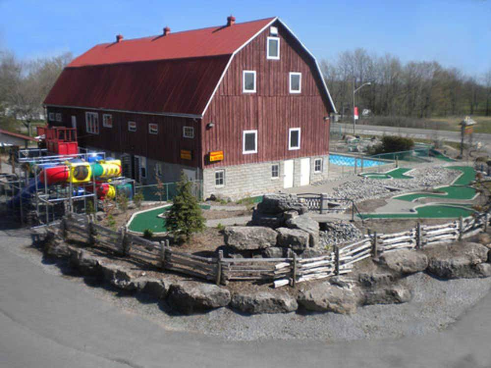 Campark Resorts Family Camping Rv Resort Niagara Falls
