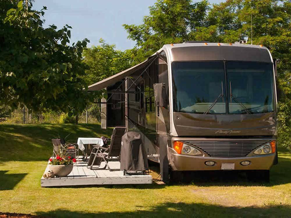 Campark Resorts Family Camping Rv Resort Niagara Falls