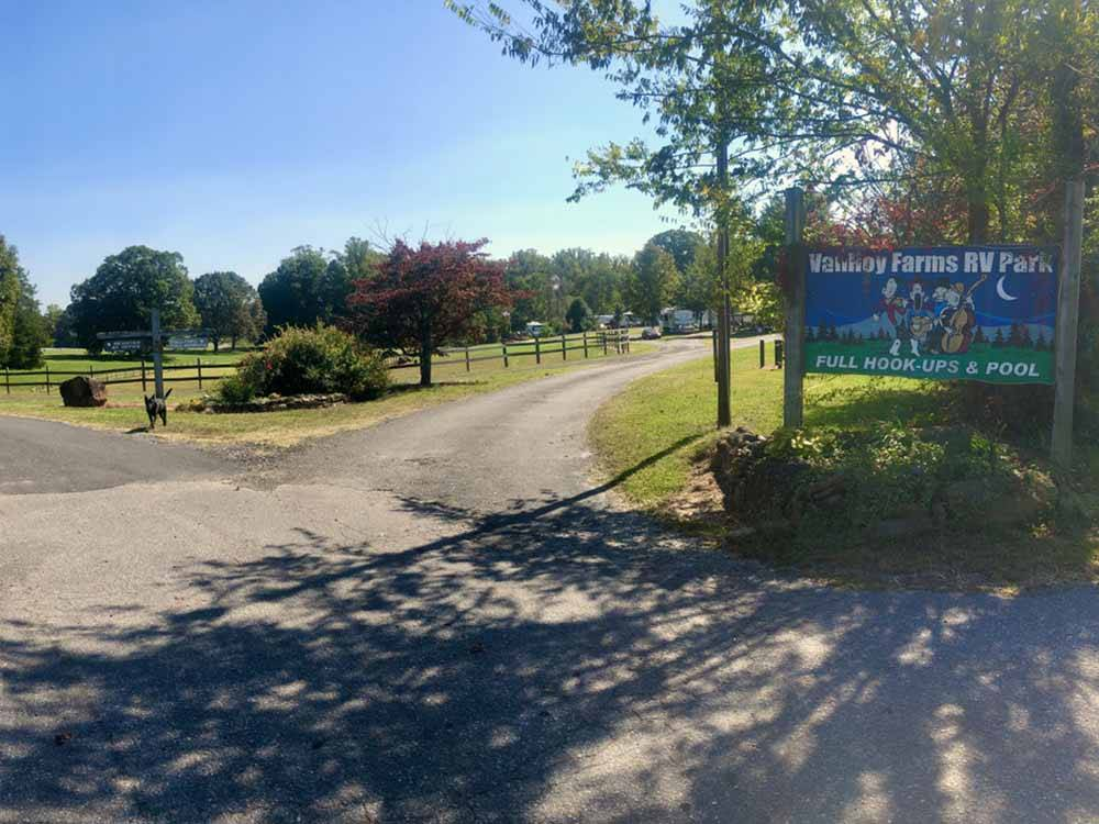 Van Hoy Farms Family Campground