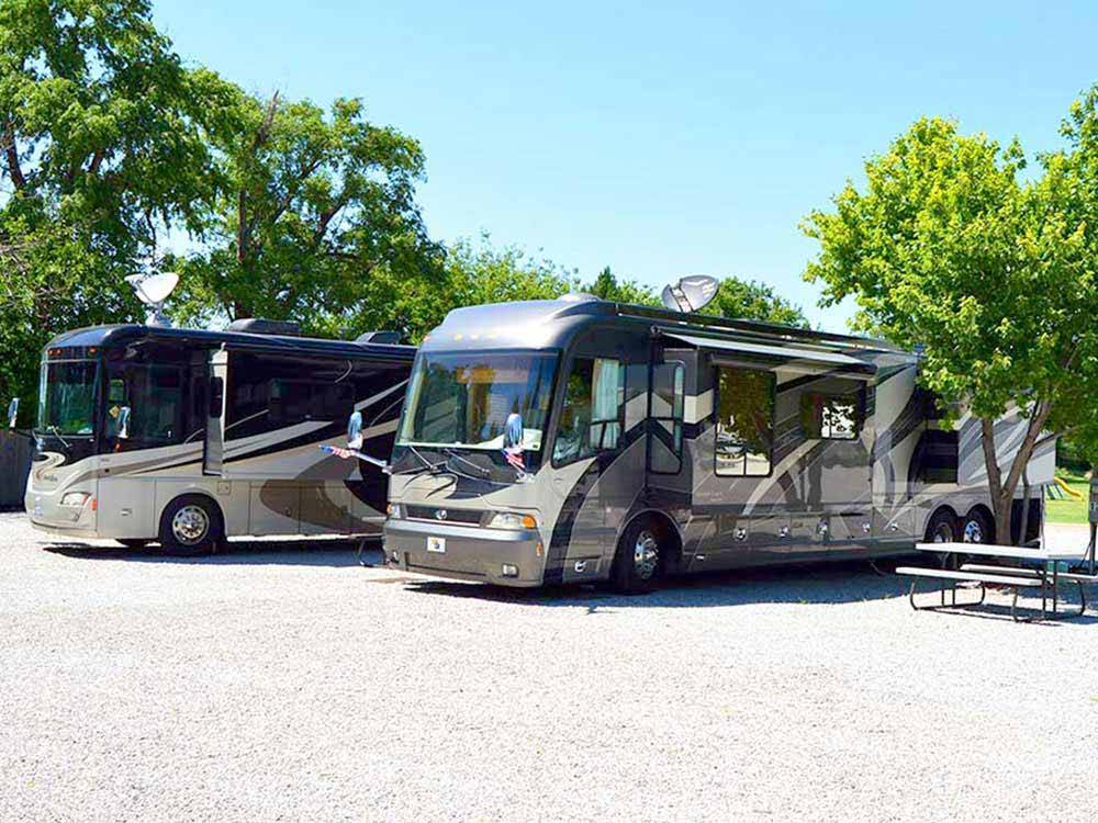 Usi Rv Park Wichita Ks Rv Parks And Campgrounds In