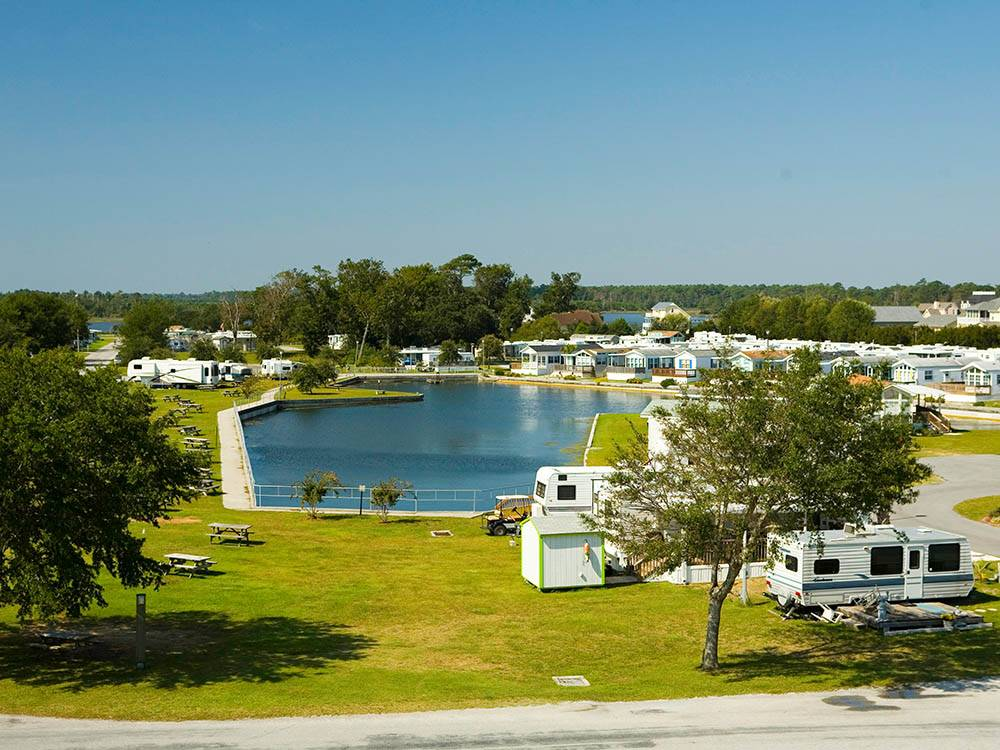 Goose Creek Resort Newport Campgrounds Good Sam Club