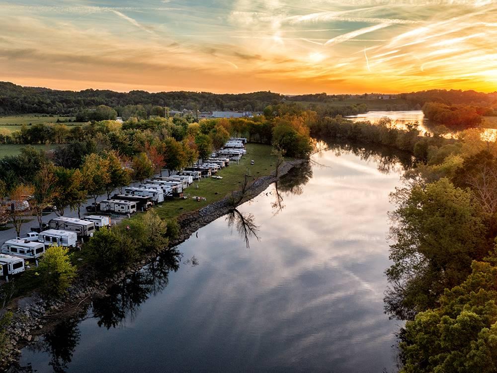 Riverside RV Park & Resort - Sevierville Campgrounds ...