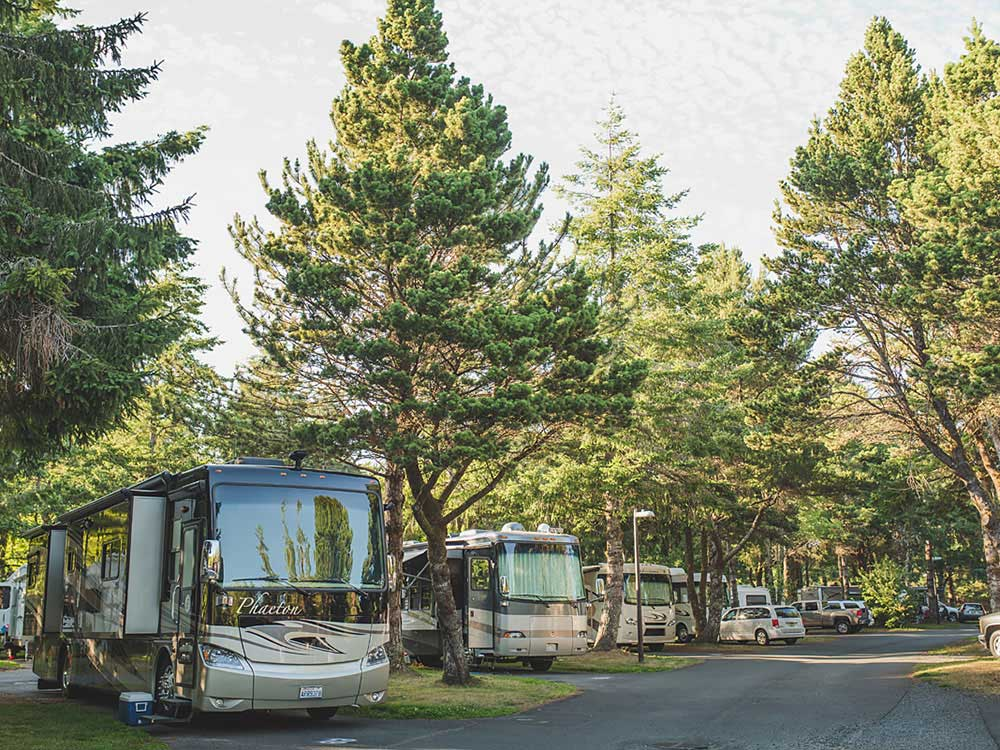 Cannon Beach Rv Resort Cannon Beach Campgrounds Good