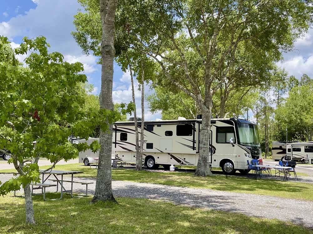 Stagecoach Rv Park St Augustine Fl Rv Parks And