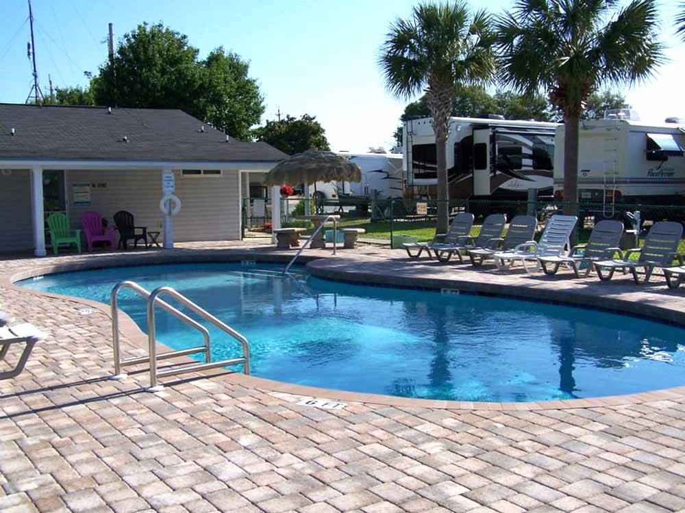 Emerald Beach Rv Resort Navarre Fl