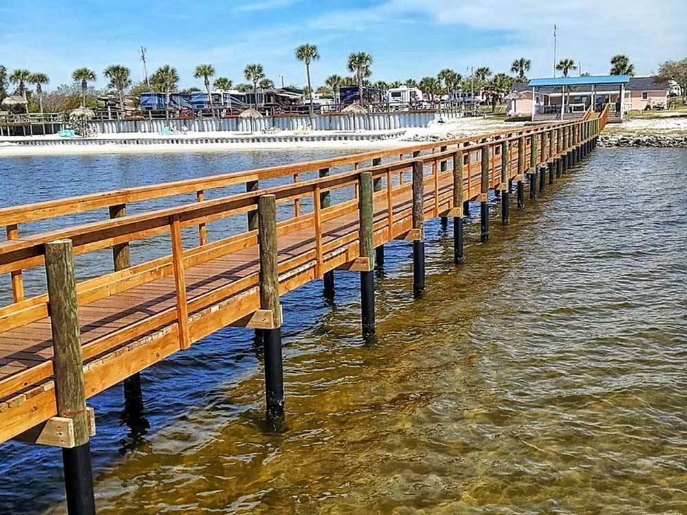 Emerald Beach Rv Park Navarre Campgrounds Good Sam Club