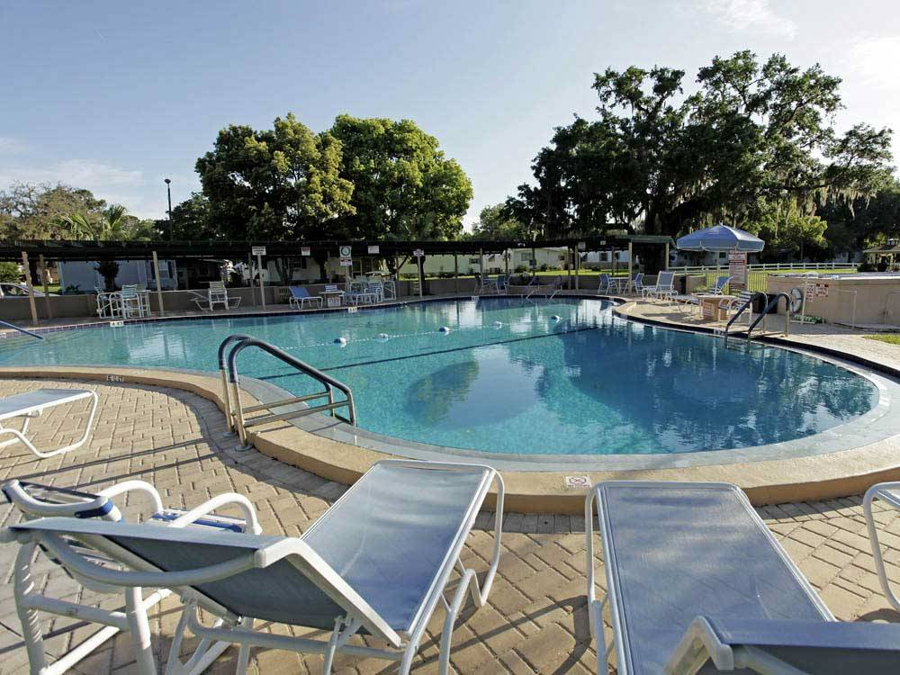 Clover Leaf Forest Rv Resort Brooksville Campgrounds