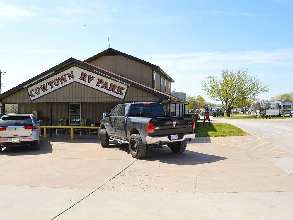 Rv Lots For Sale In Texas Tx >> Cowtown RV Park | Aledo, TX - RV Parks and Campgrounds in ...