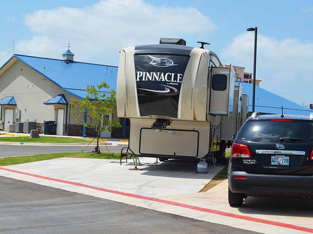 Roadrunner Rv Park Oklahoma City Campgrounds Good Sam Club