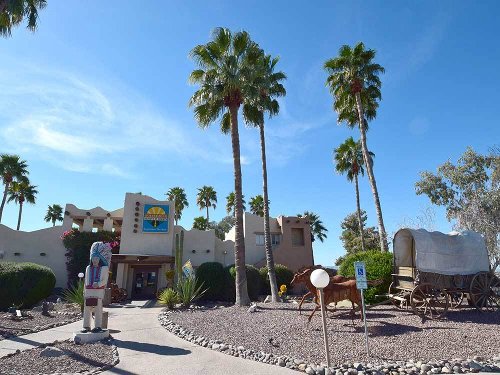 Tonopah Arizona RV Parks