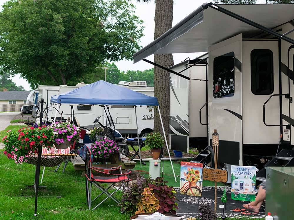 Picture Lake Campground - Petersburg campgrounds | Good ...
