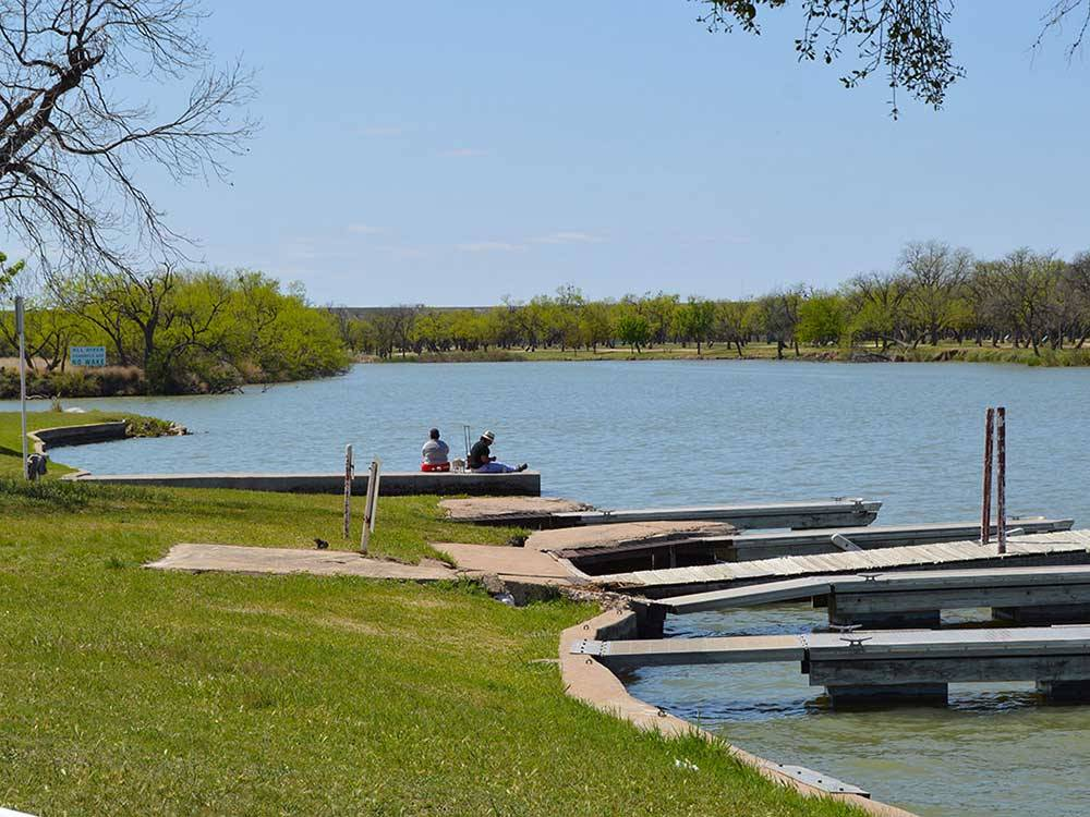 Spring Creek Marina Amp Rv Park San Angelo Tx Rv Parks