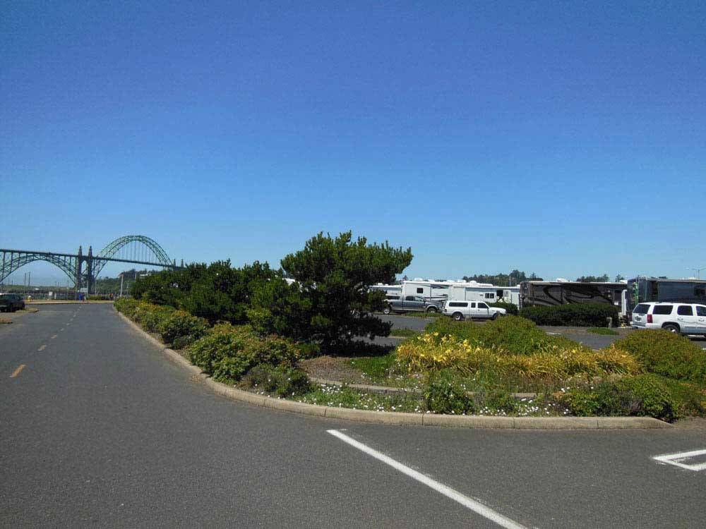 Port Of Newport Marina Amp Rv Park Newport Or Rv Parks