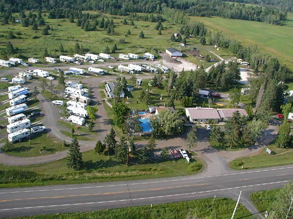 Northland Camping Rv Park South Range Campgrounds Good