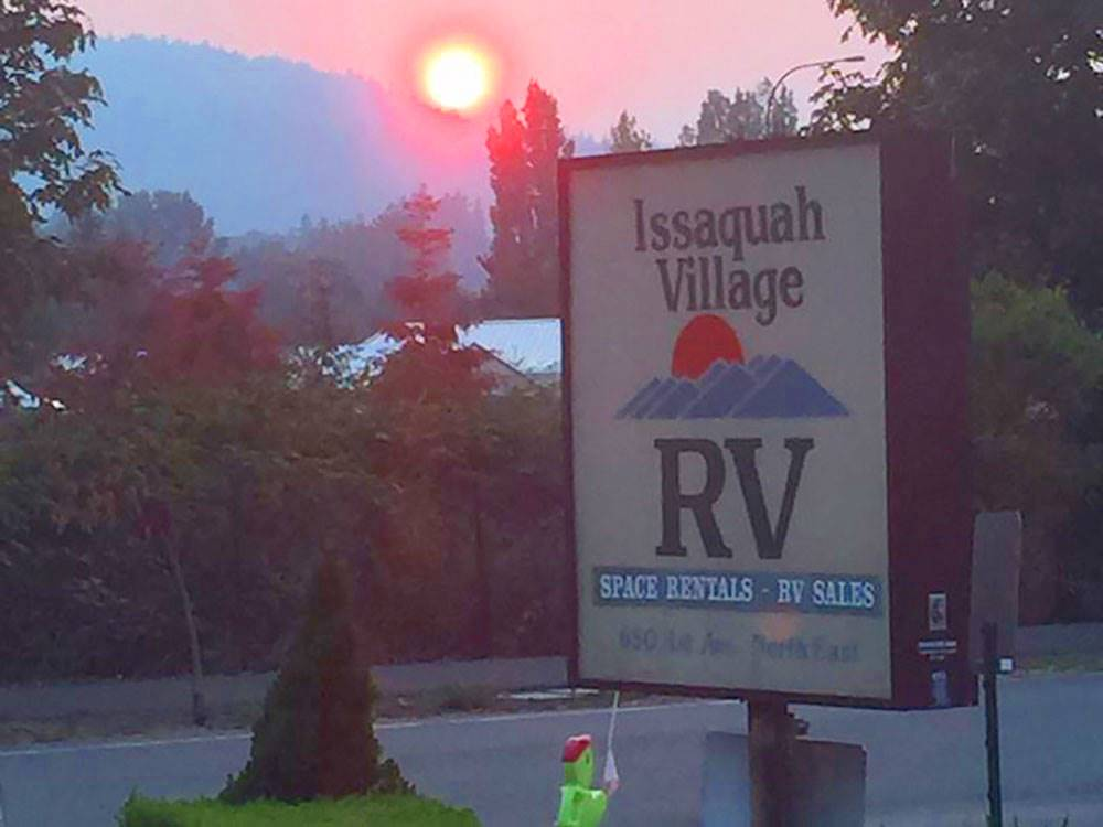 Issaquah Village Rv Park Issaquah Campgrounds Good Sam