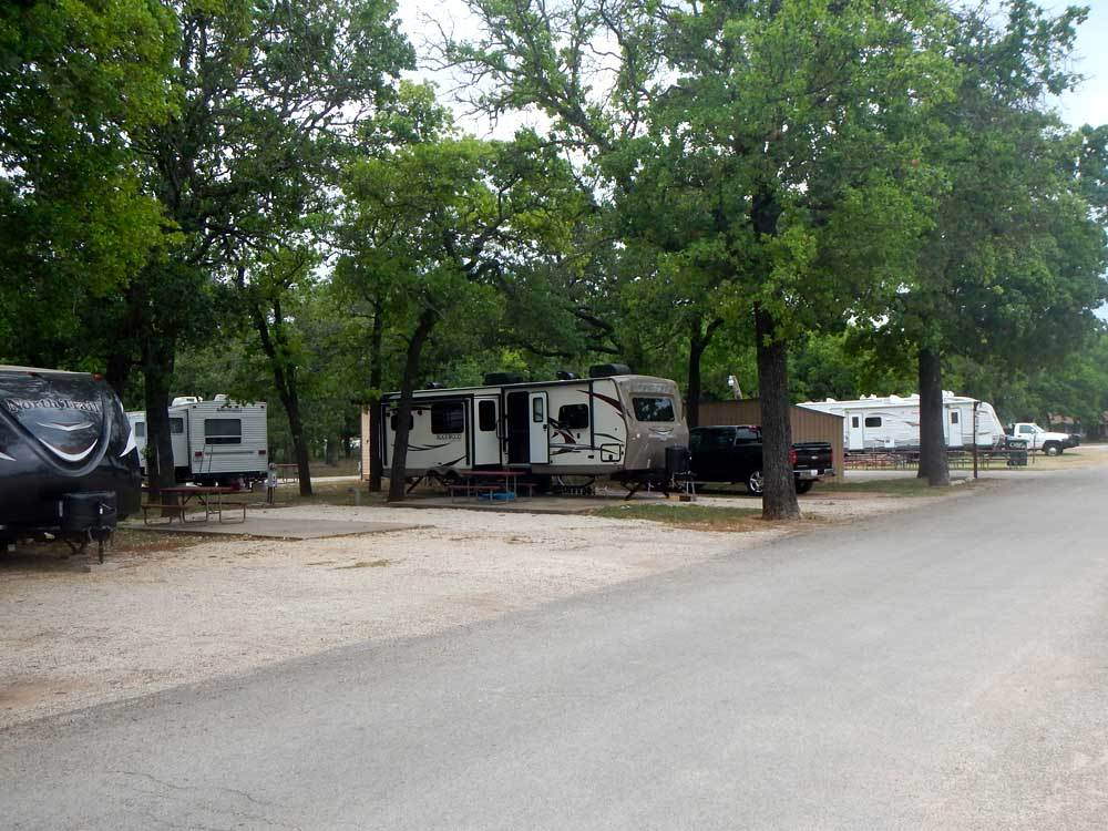 Oakwood Rv Resort Fredericksburg Tx Rv Parks And