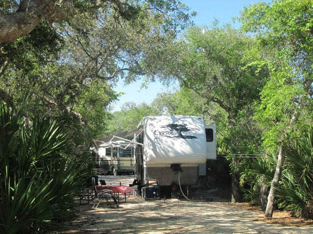 Campgrounds With Cabins On The Beach In Florida