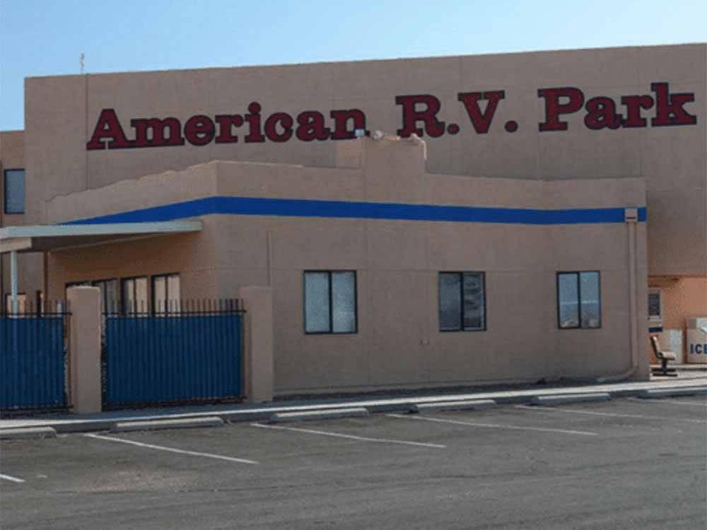 American Rv Resort Albuquerque Campgrounds Good Sam Club