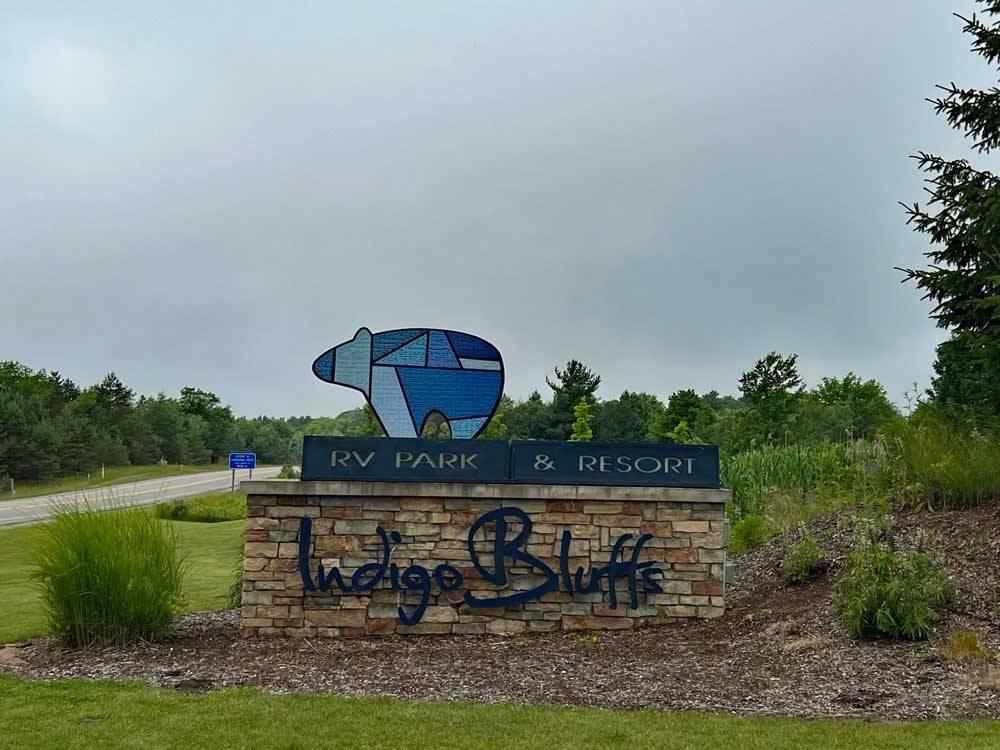 Indigo Bluffs RV Park - Empire campgrounds   Good Sam Club