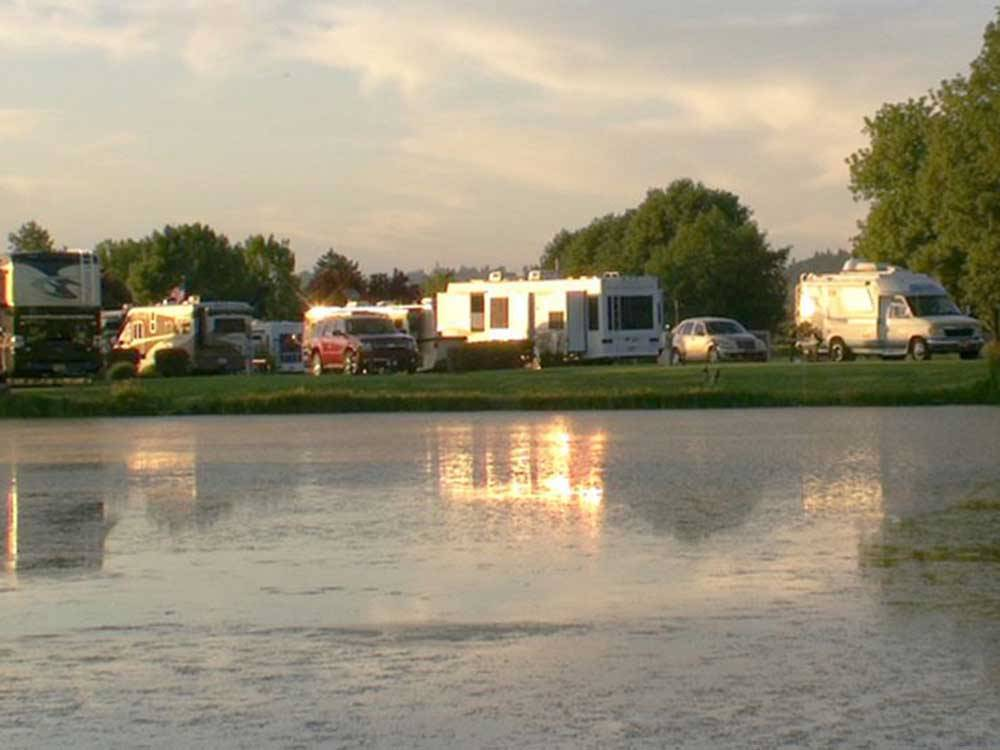 Premier Rv Resorts Eugene Coburg Campgrounds Good