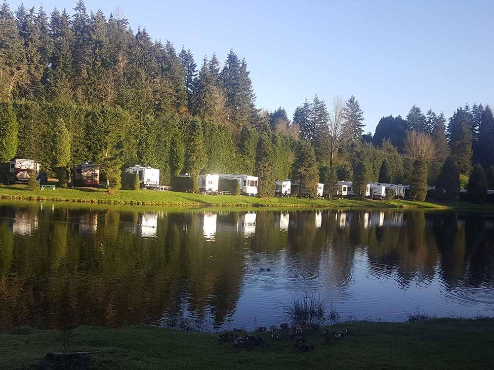 Lake Pleasant Rv Park Bothell Campgrounds Good Sam Club