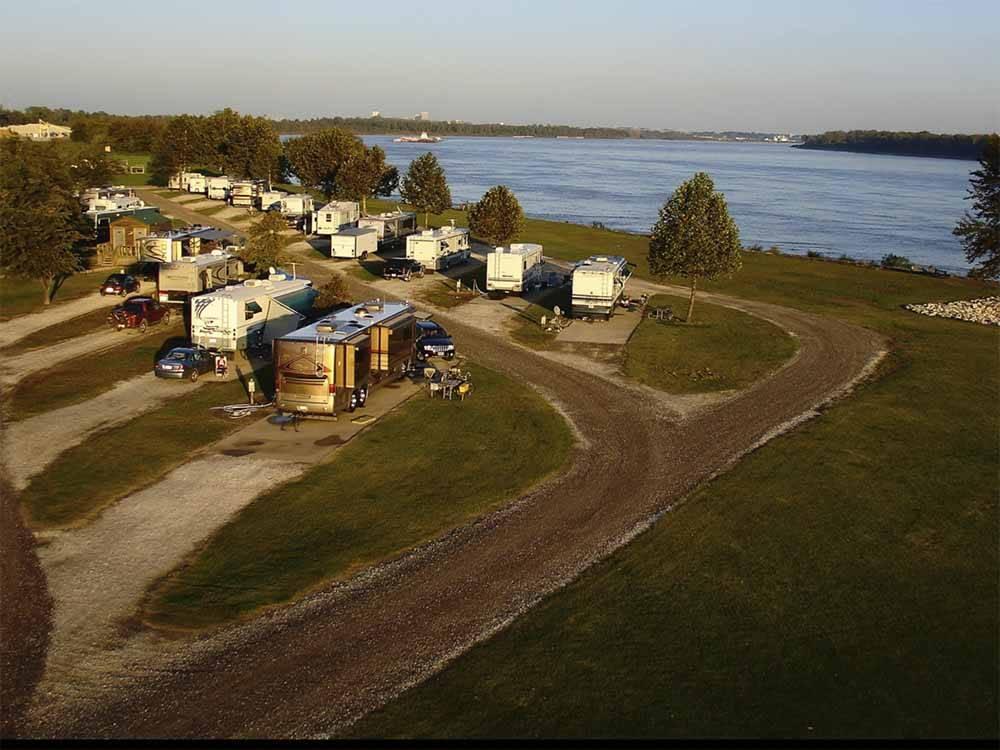 Tom Sawyers Rv Park West Memphis Campgrounds Good Sam Club