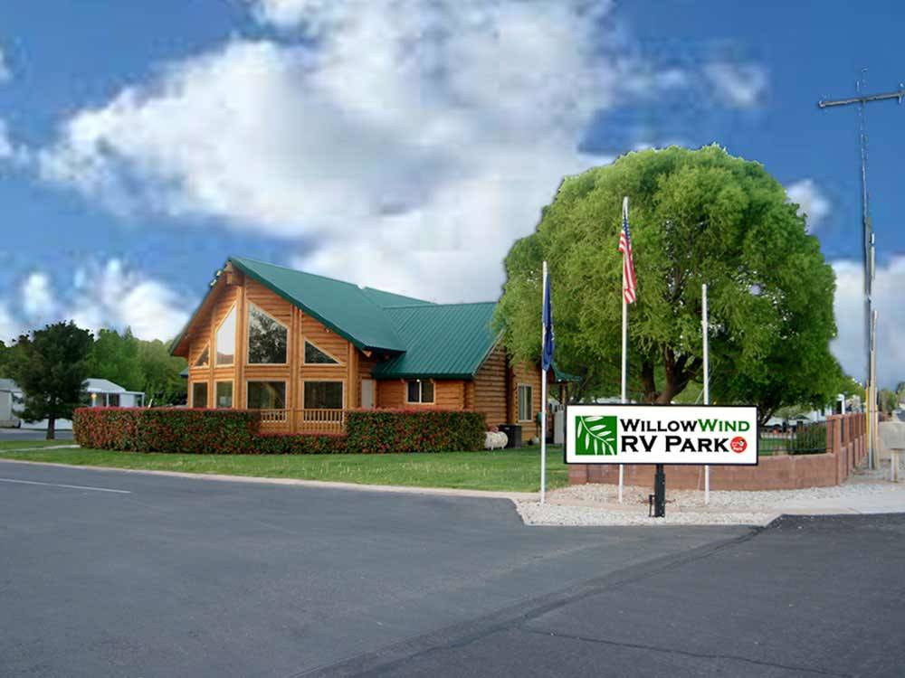 WILLOWWIND RV PARK At HURRICANE UT