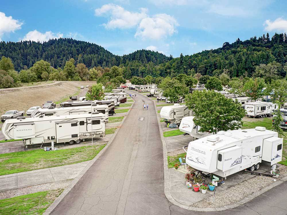 Brookhollow Rv Park Kelso Wa Rv Parks And Campgrounds
