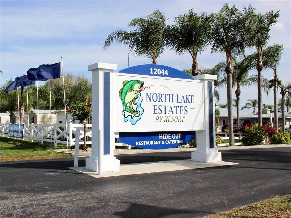 NORTH LAKE ESTATES RV RESORT at MOORE HAVEN FL