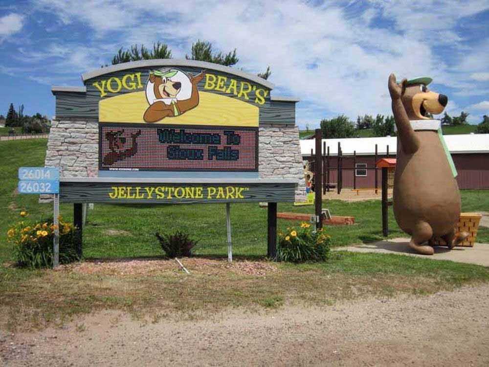 Sioux Falls Yogi Bear Brandon Campgrounds Good Sam Club
