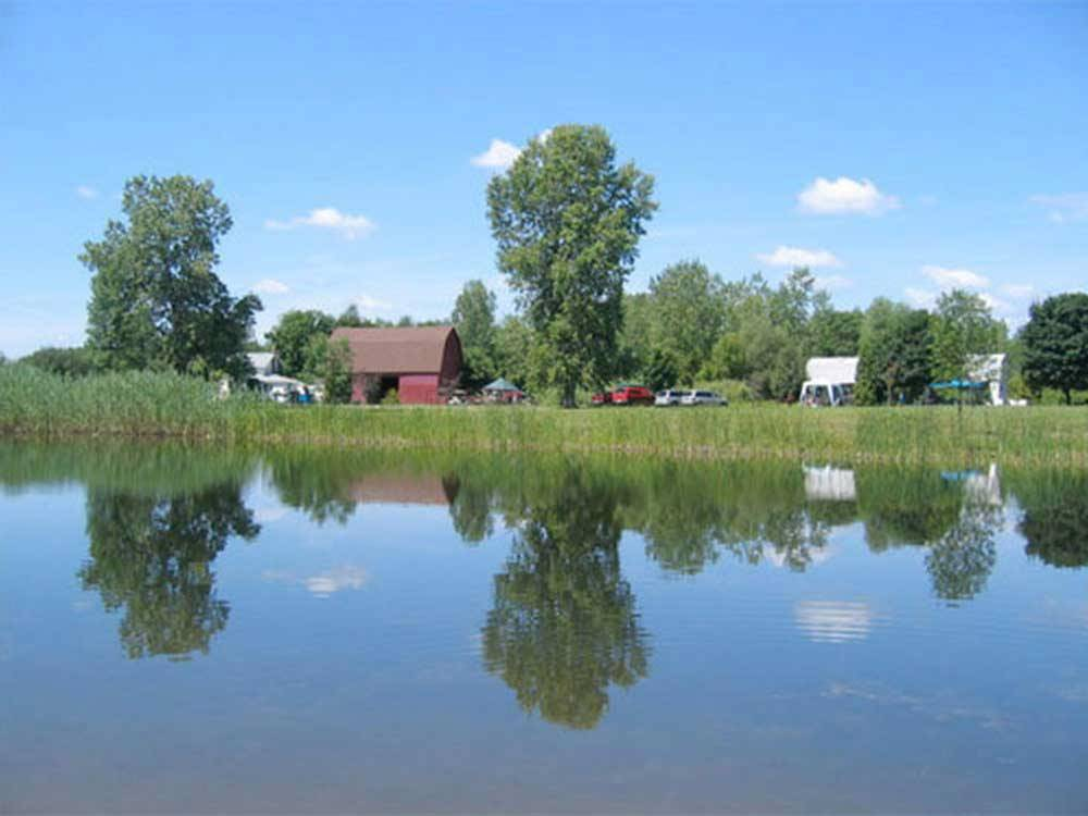 Niagara County Camping Resort Lockport Campgrounds