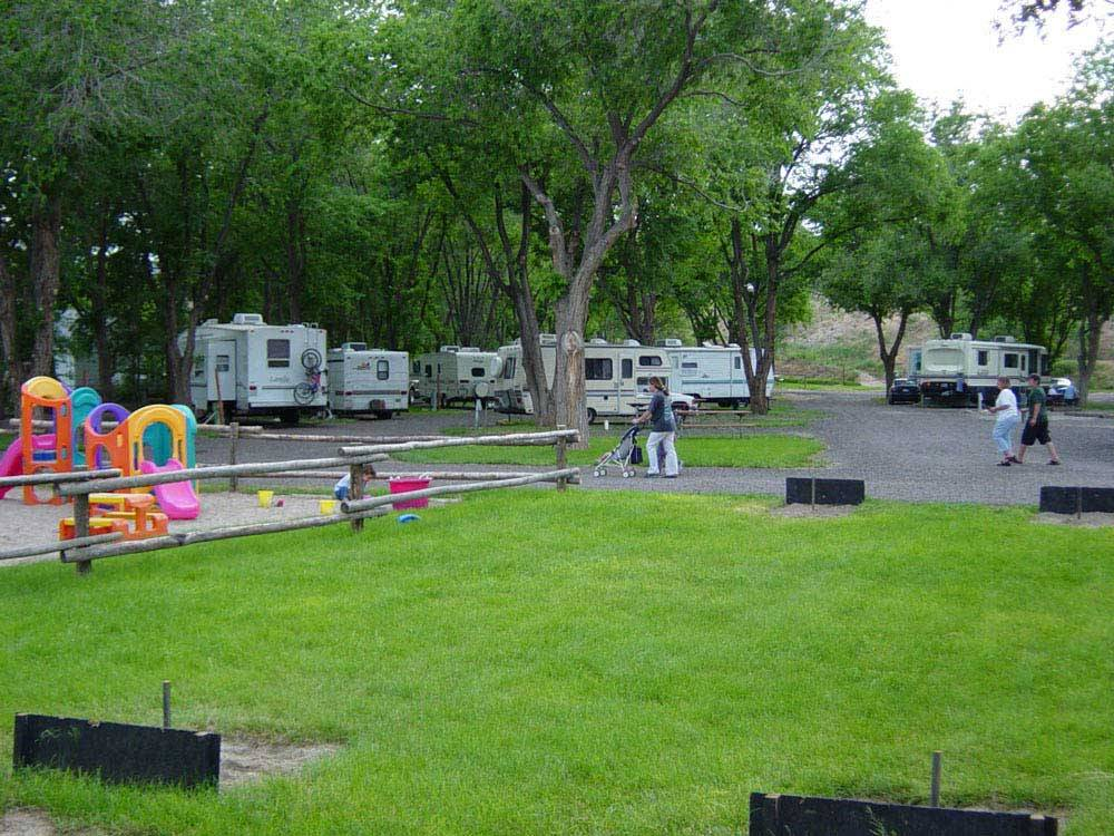 Eagle Rv Park Campground Thermopolis Campgrounds Good
