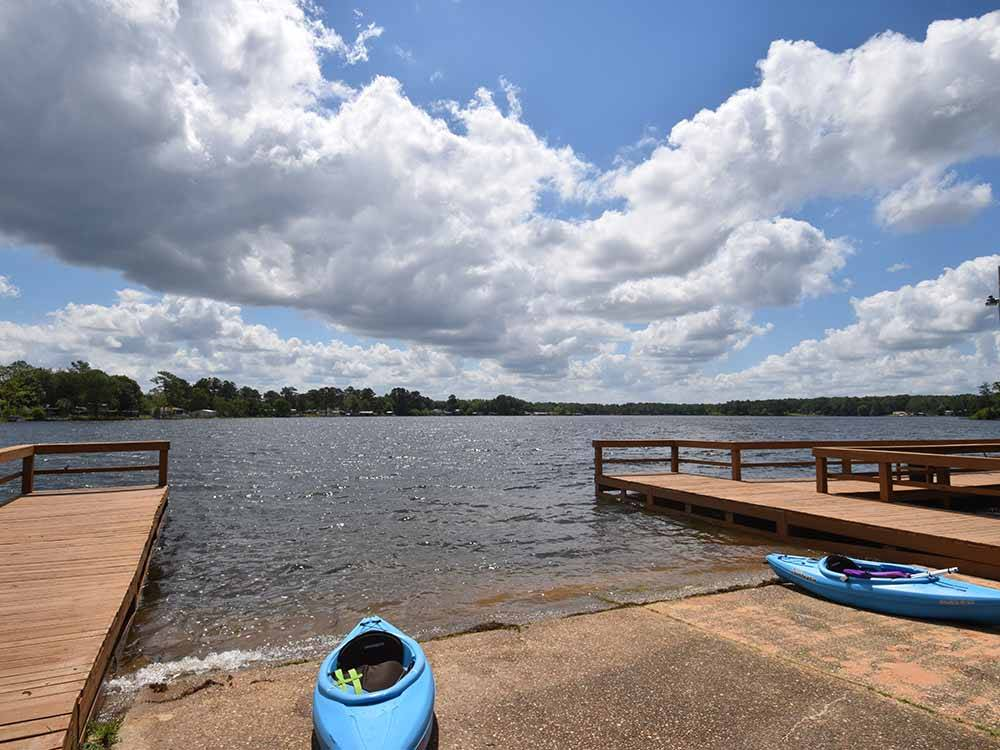 Sunset King Lake Rv Resort Defuniak Springs Campgrounds
