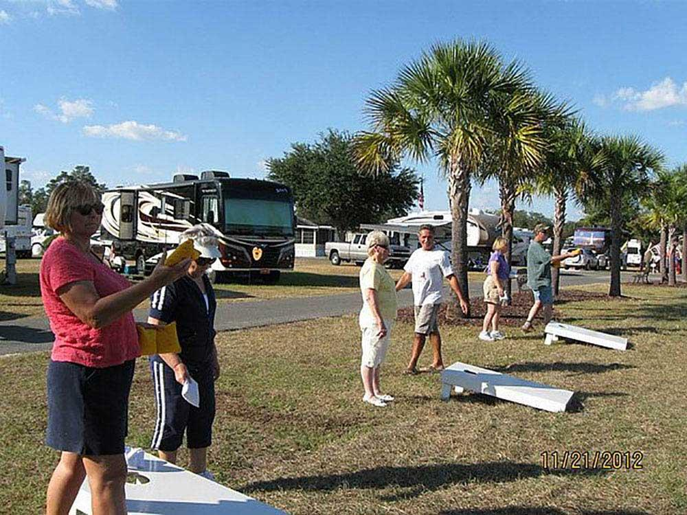 Florida Rv Parks And Campgrounds North Fl | Lobster House