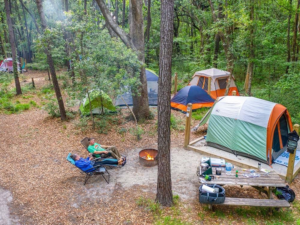 James Island Charleston Sc Campground