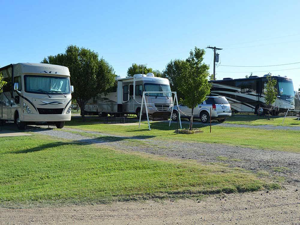 Triple J Rv Park Russell Campgrounds Good Sam Club