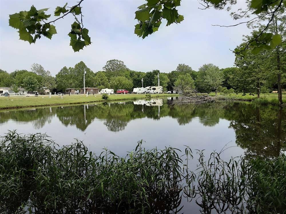 Cedar Oaks Rv Resort Grove Ok Rv Parks And