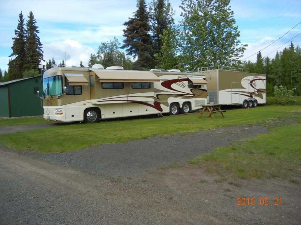 Riverview RV Park - North Pole campgrounds | Good Sam Club