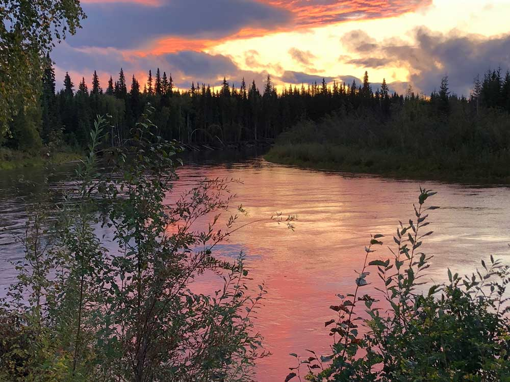 Riverview RV Park | North Pole, AK - RV Parks and ...