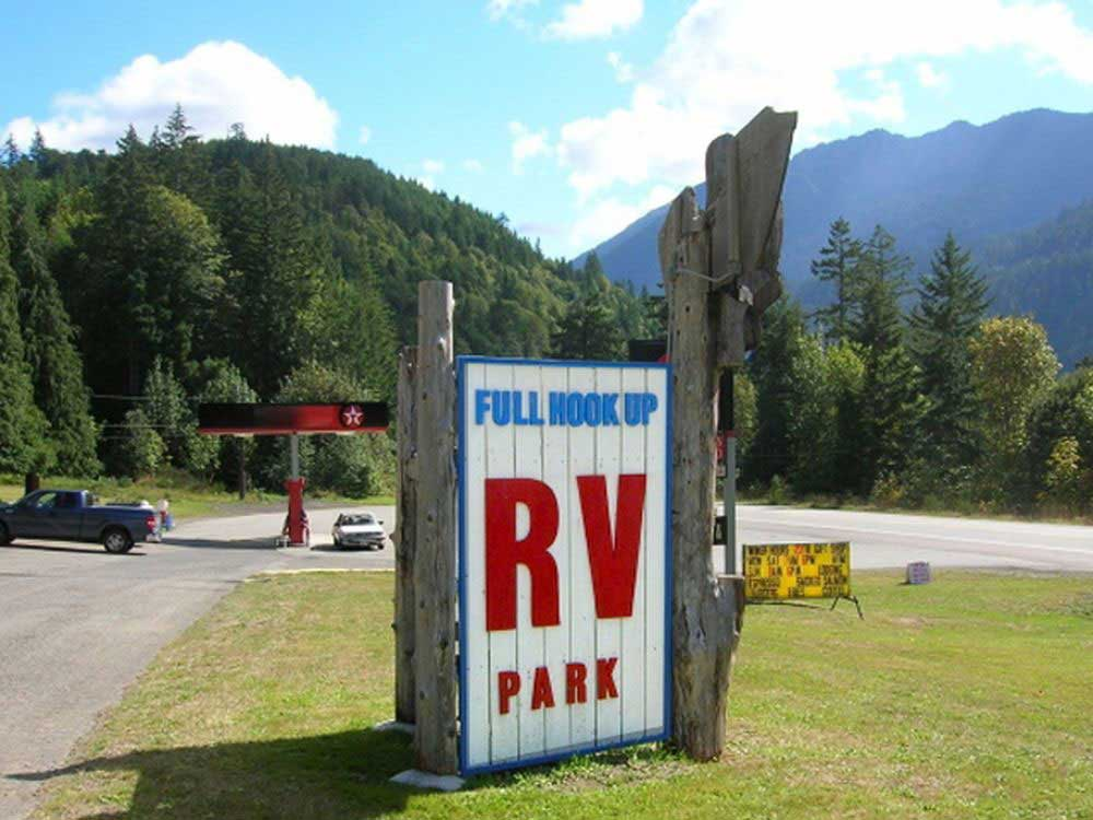 Shadow Mountain RV Park Campground - Port Angeles ...