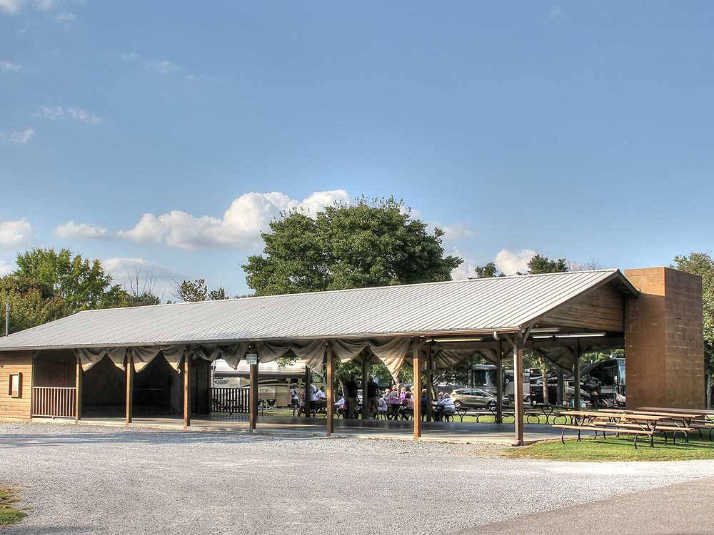 River Plantation RV Resort - Sevierville Campgrounds | Good Sam Club : sams club fireplace : Fireplace Design