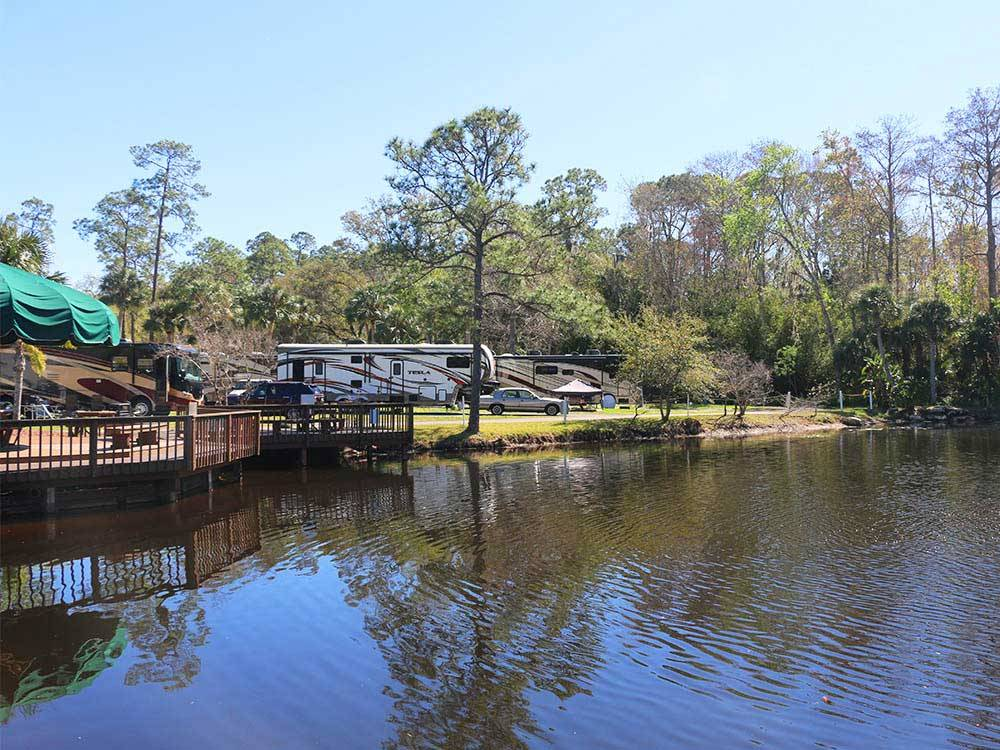 Tropical Palms RV Resort - Kissimmee Campgrounds