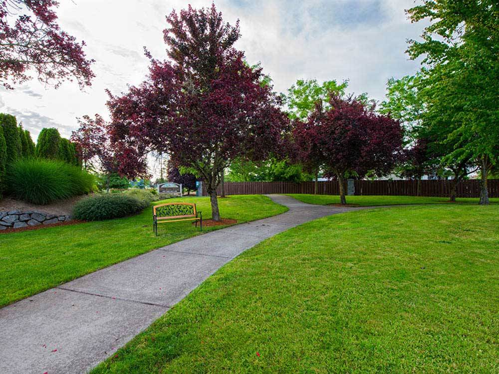 Olde Stone Village Rv Park Mcminnville Campgrounds